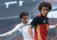 Belgium vs finland