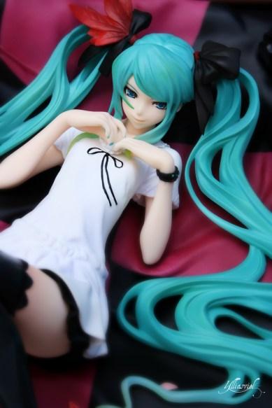 Hatsune Miku world is Mine- Vocaloid- 1/8 Good Smile Company