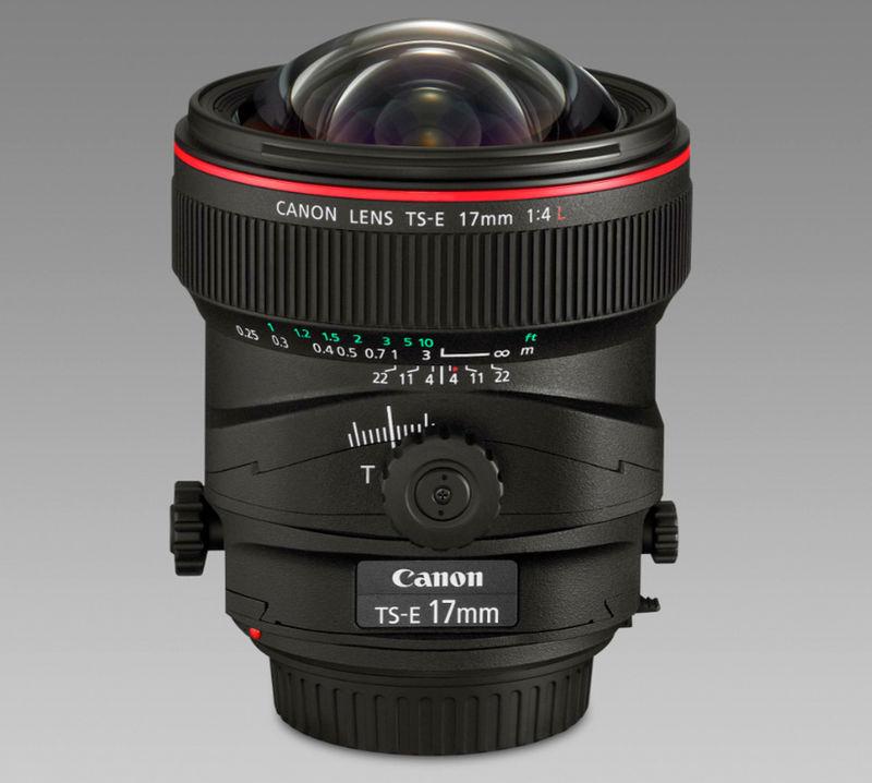 Lente Canon / Tilt Shift