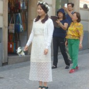 Mariage chinois,, mariage praguois