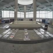 Les Halles. Journées du Patrimoine. Le Havre. 2016