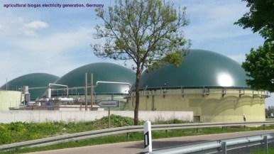 biogass generation Germany