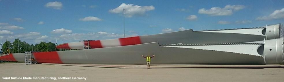 wind turbine blades Germany#