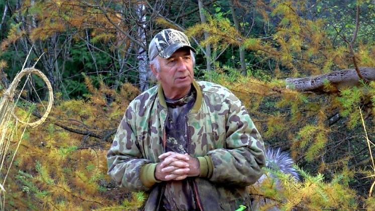 Jeff Beaver from Alderville FN