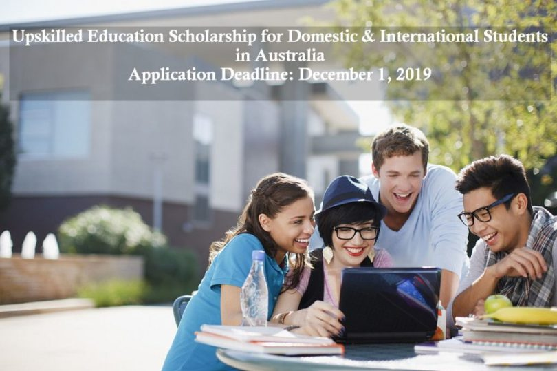 Image result for Upskilled Education funding for Domestic & International Students in Australia