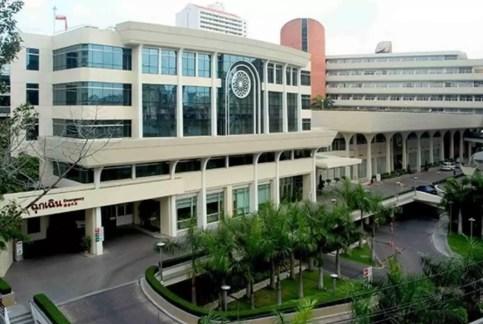 مستشفي ساميتيفيج سوخومفيت في تايلند