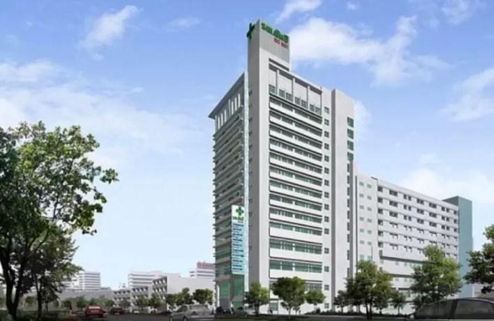مستشفى يانهي في تايلند