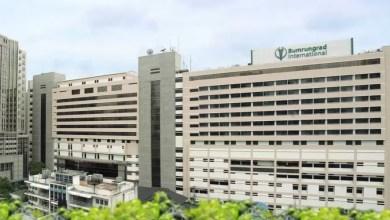 مستشفى بومرونجراد الدولي في تايلند