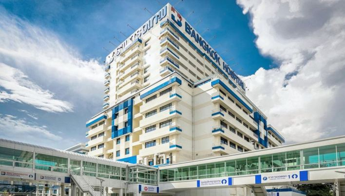 المستشفي الملكي في تايلند