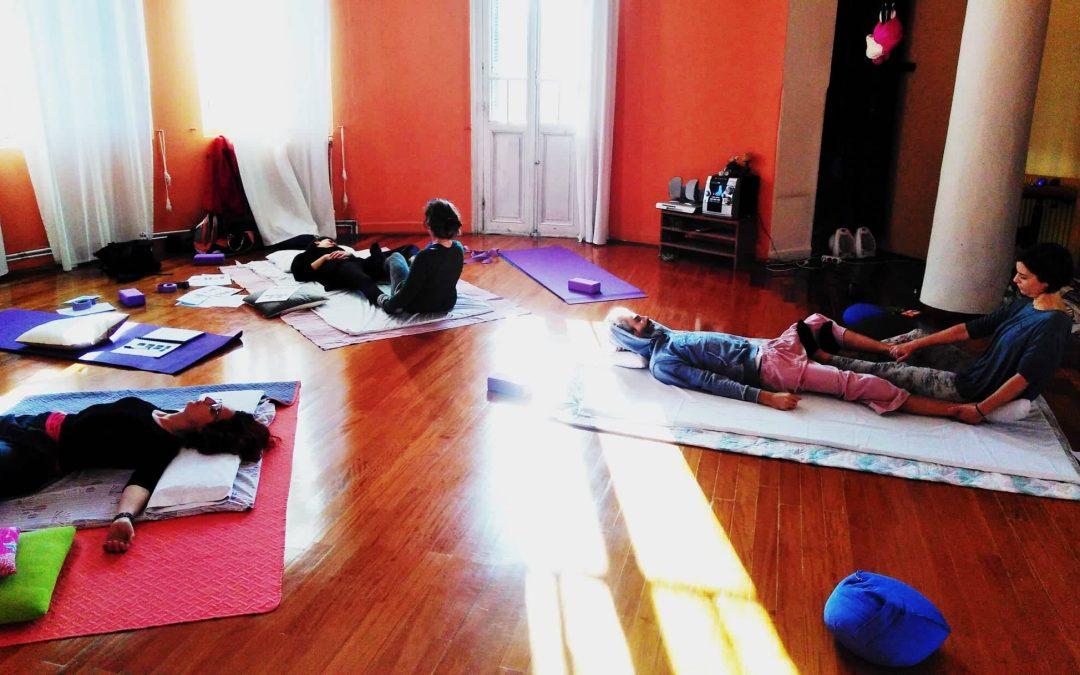 Εκπαιδευτικό πρόγραμμα Thai Massage μέσω του ΚΕ.ΔΙ.ΒΙ.Μ.