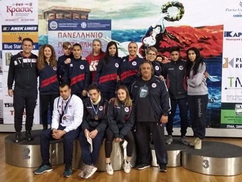Πανελλήνιο Πρωτάθλημα Taekwon-Do: Δυο χάλκινα μετάλλια για την Χ.Α.Ν.Θ. στην Κρήτη