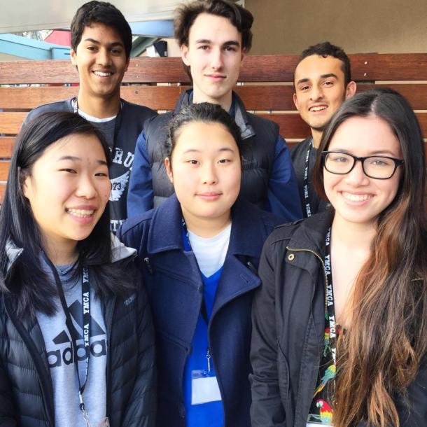 Firbank and Brighton Grammar School team members