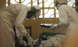 ebola strugle