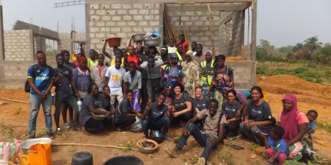 ICS à la maison des jeunes SOkode