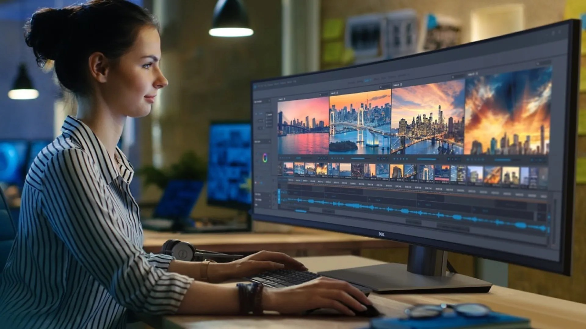 Dell Announces the UltraSharp 49: World's First 49-Inch