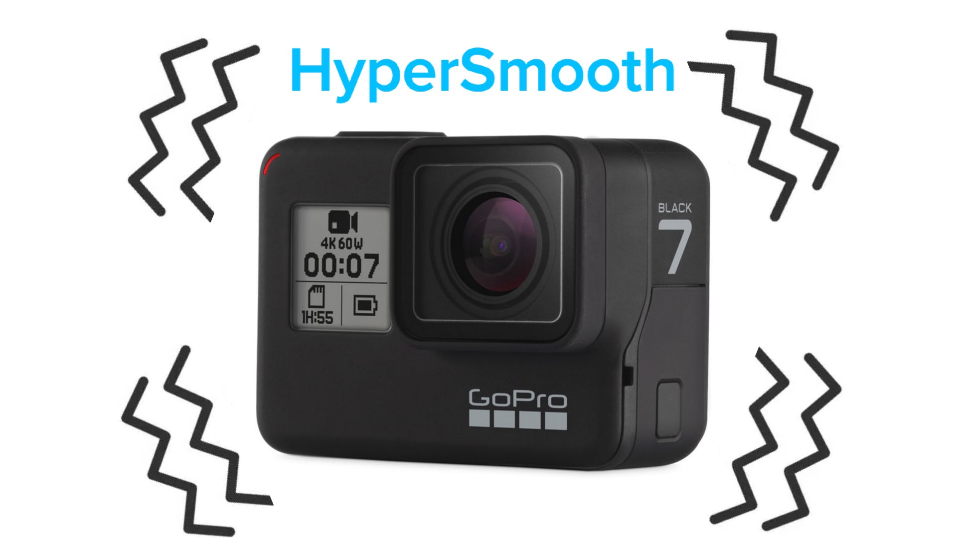 58aefcf1102 HyperSmooth  GoPro HERO7 Black EIS (Electronic Image Stabilization ...