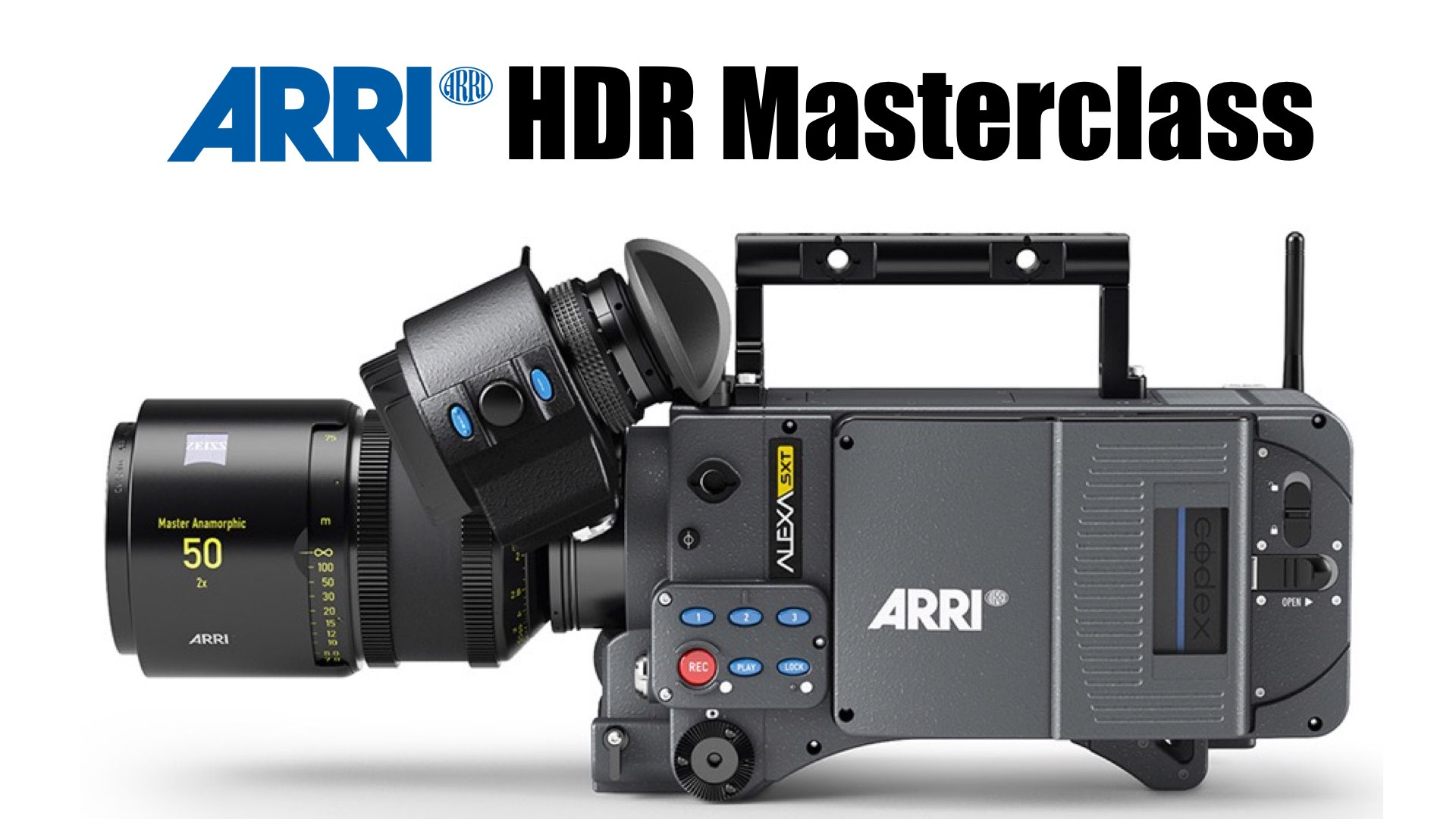 Camerimage Film Festival and ARRI Academy: HDR Masterclass