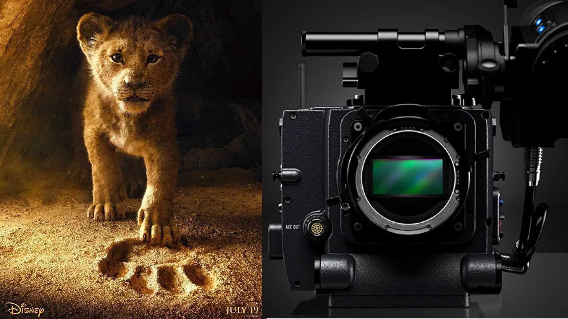 Arri Alexa 65 The Camera Behind The Lion King 2019 Y M Cinema