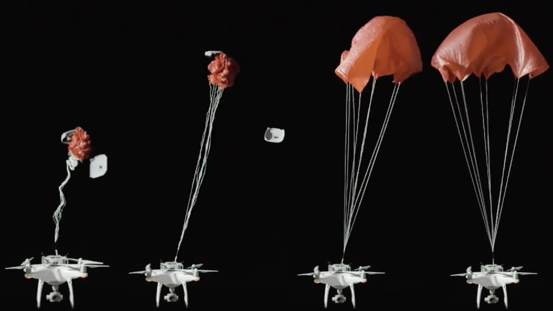 Parazero Parachutes