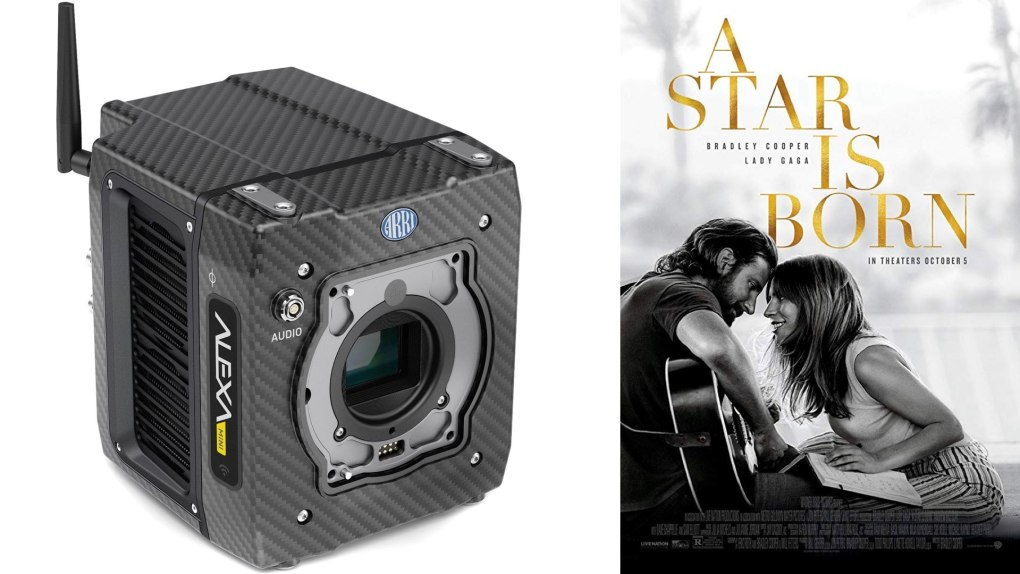 A Star Is Born - Arri Alexa Mini