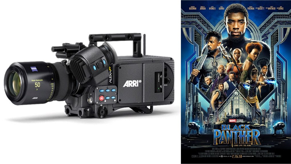 Black Panther - Arri Alexa XT Plus