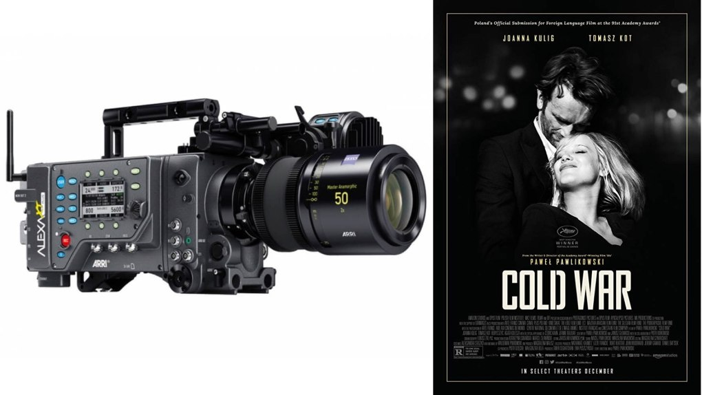 Cold War -Arri Alexa XT