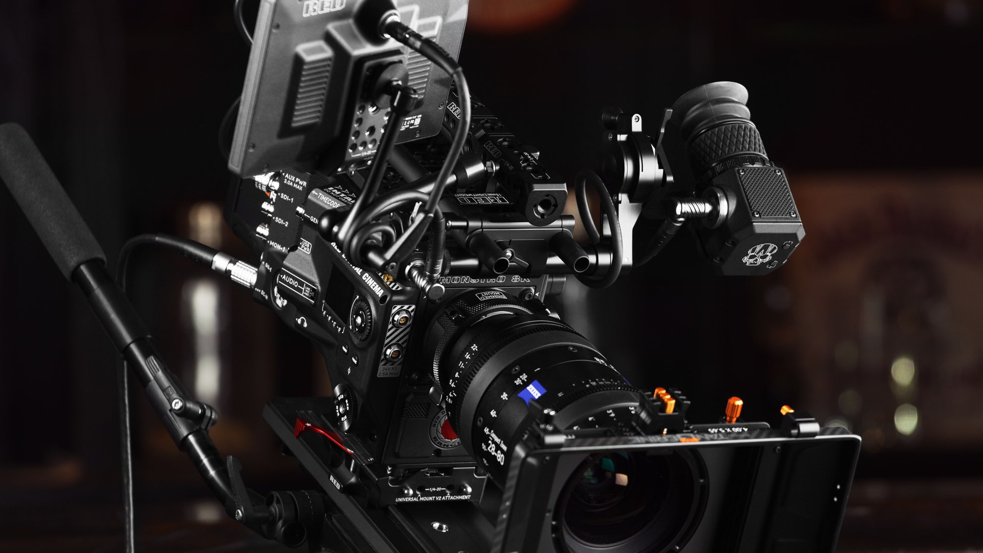 RED RANGER MONSTRO 8K is now Available for Rent - Y M Cinema