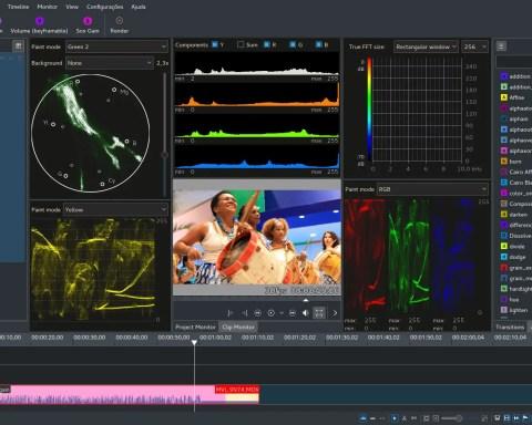 Cinema Grade: A new Grading Platform That Makes Color Wheels