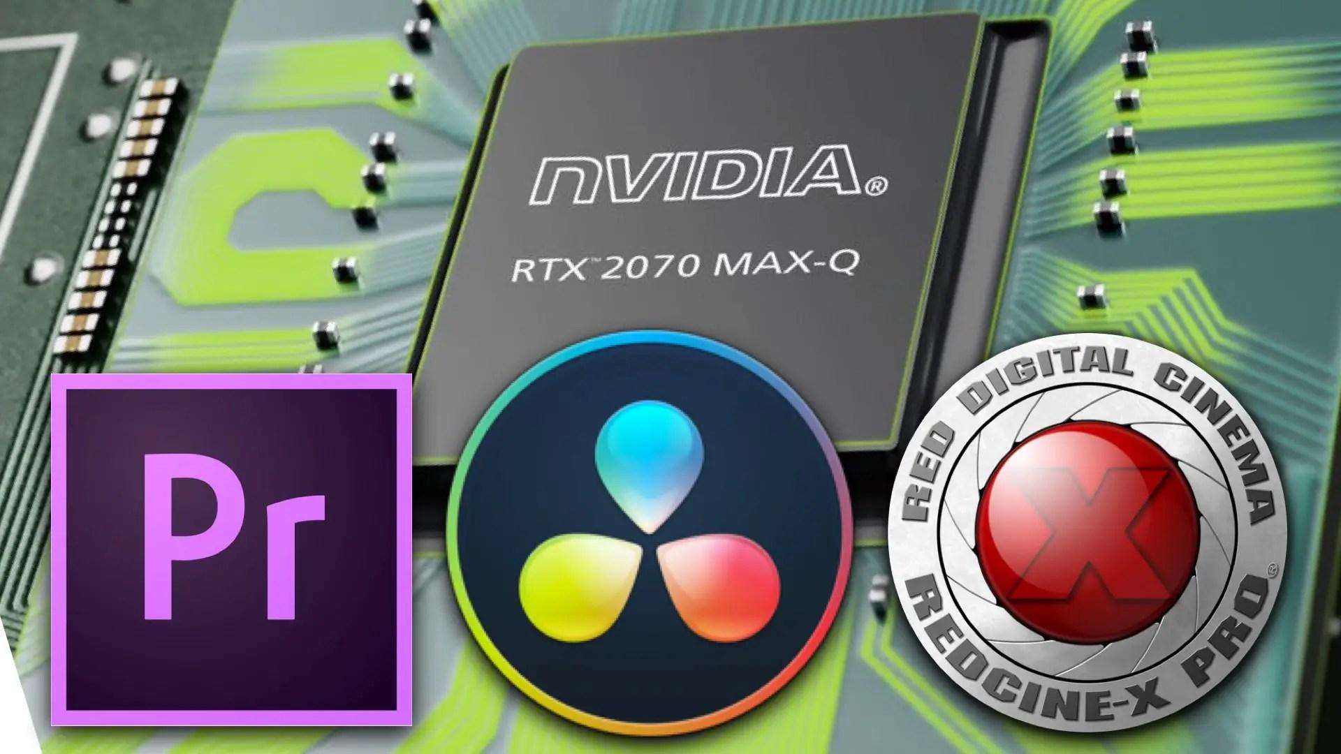 NVIDIA RTX Studio laptops to enhance professional workflow