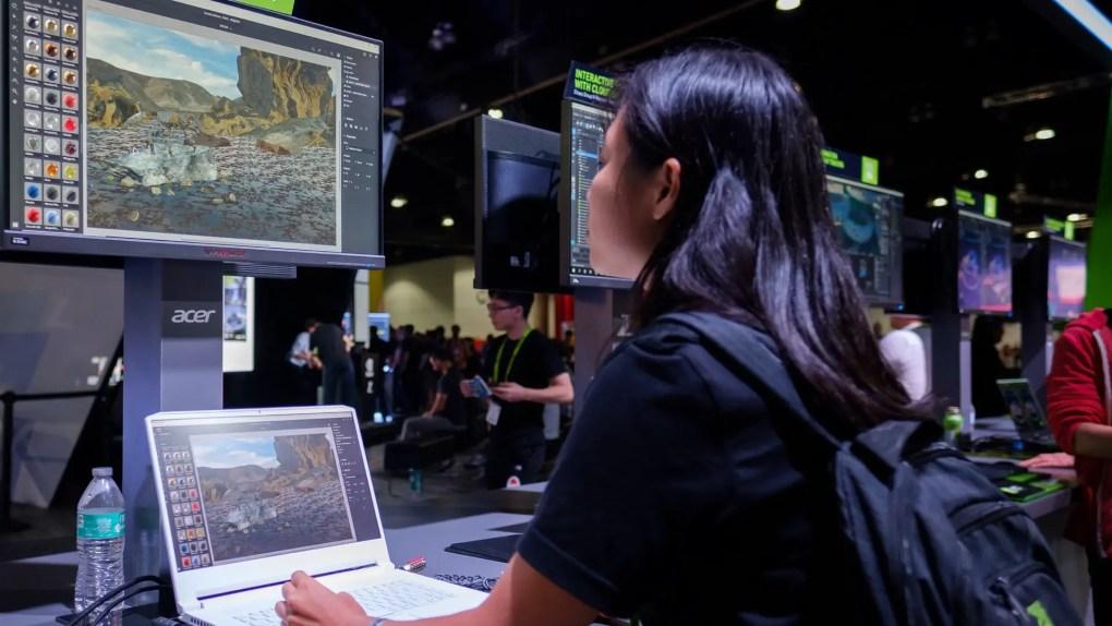 RTX Studio at SIGGRAPH