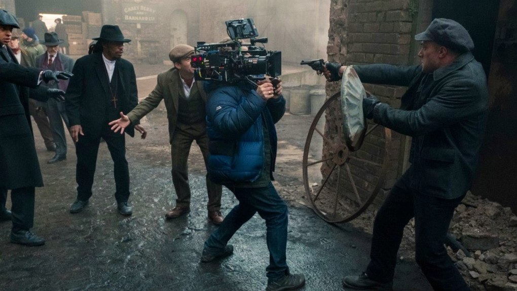 Peaky Blinders Season 5 Was Shot on RED MONSTRO With the ...