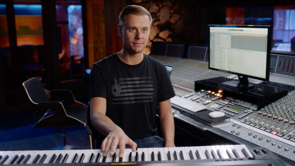 MasterClass Review: Armin van Buuren Teaches Dance Music - Part I