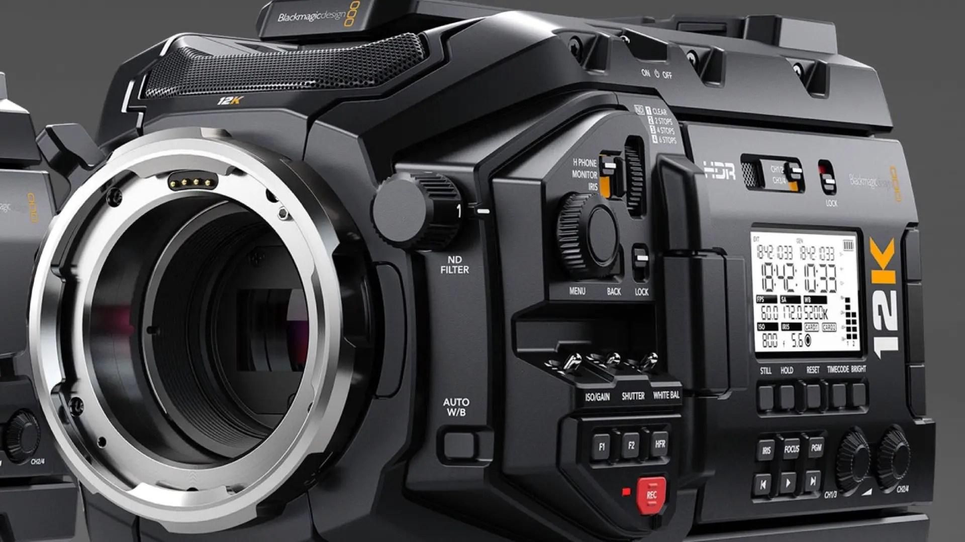 Blackmagic Ursa Mini Pro 12k Test Footage Of Mixed Resolutions Y M Cinema News Insights On Digital Cinema