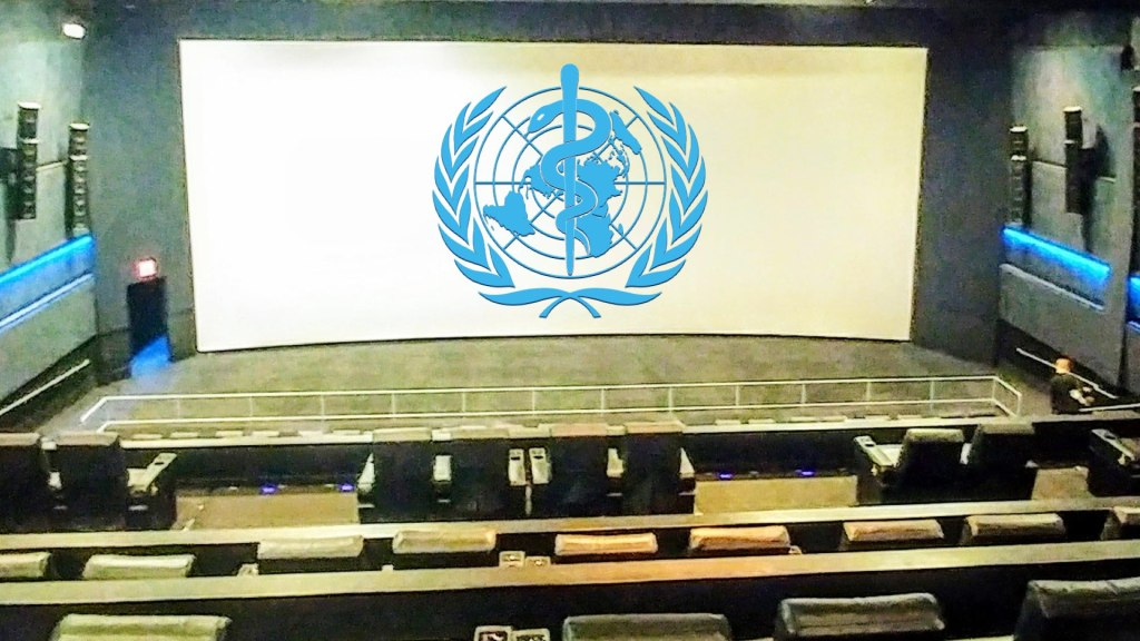 The World Health Organization and the filmmaking industry. COVID-19 side-effect