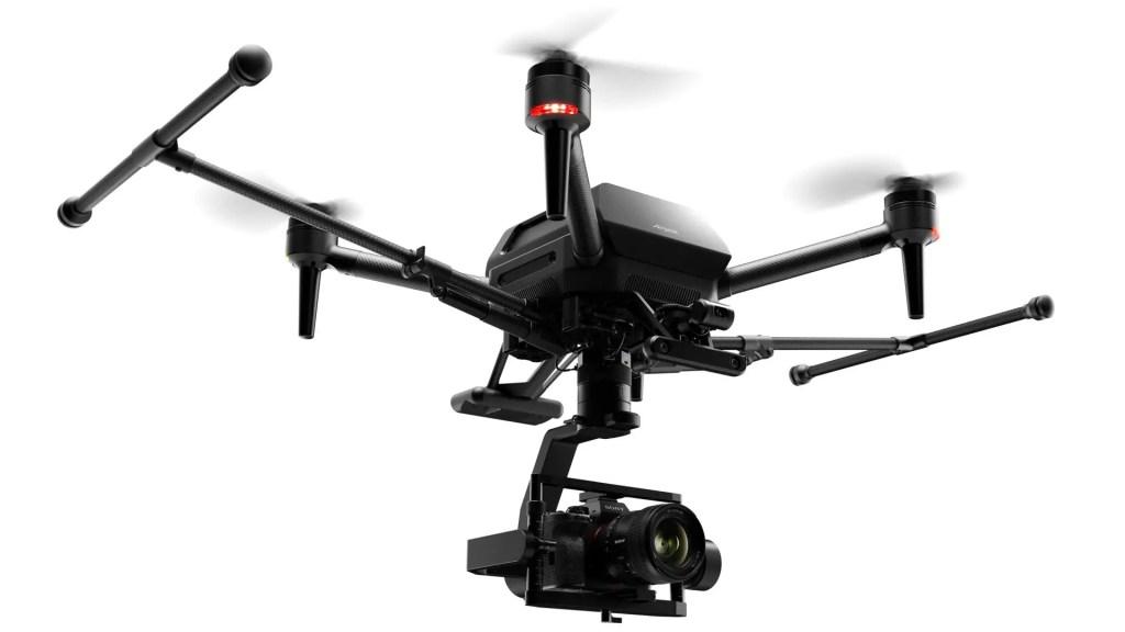 El dron Airpeak.  Foto: Sony