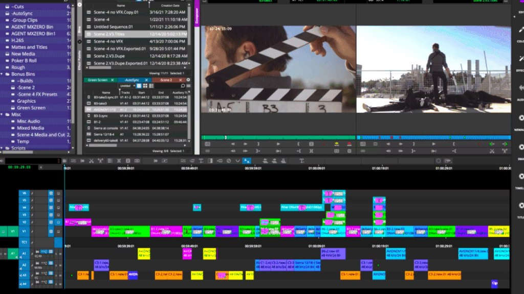 IMF package creation on Avid Media Composer 2021.3. Picture: Avid