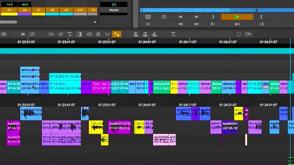 Avid Media Composer 2021.3
