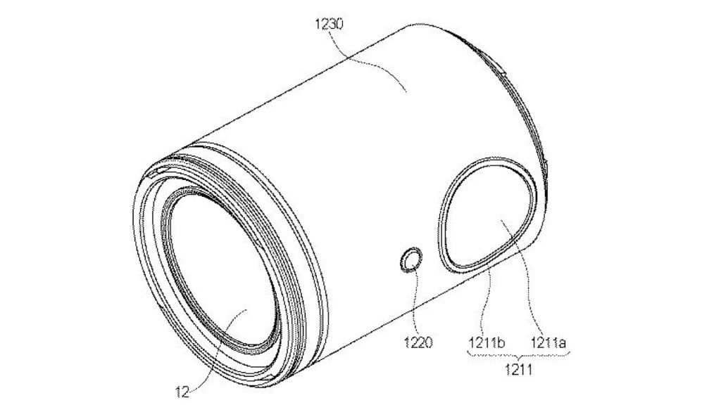 Canon patent: Focus by touch