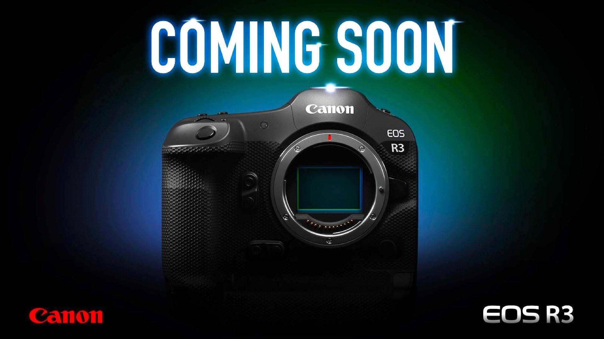 Canon Announces Development of EOS R3: A New Flagship Made For Speed