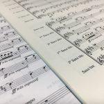 【弊社紹介】YMDミュージック印刷楽譜の特徴(4):用紙へのこだわり