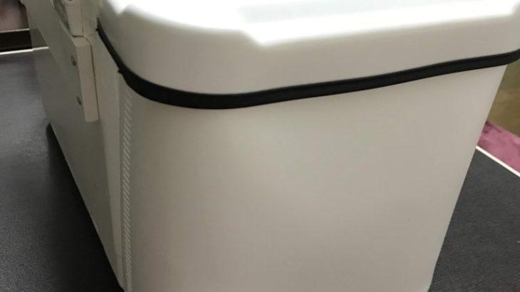 ダイワ製クールボックス。プチ改造③♪