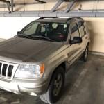 Used Jeep Grand Cherokee Overland 2004 1086959 Yallamotor Com