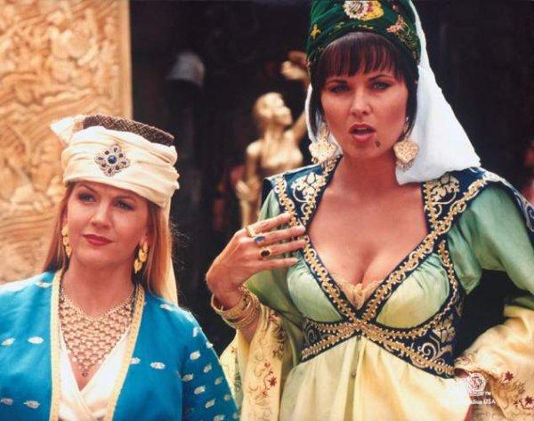 Тогда и сейчас: Актеры из сериала «Зена — королева воинов ...