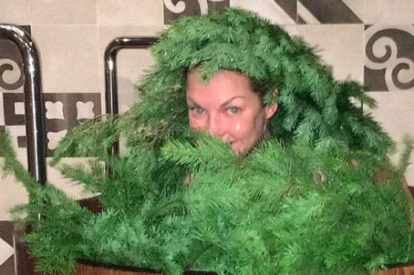Анастасия Волочкова в бане (16 фото) « Сайт Юмора.нет ...