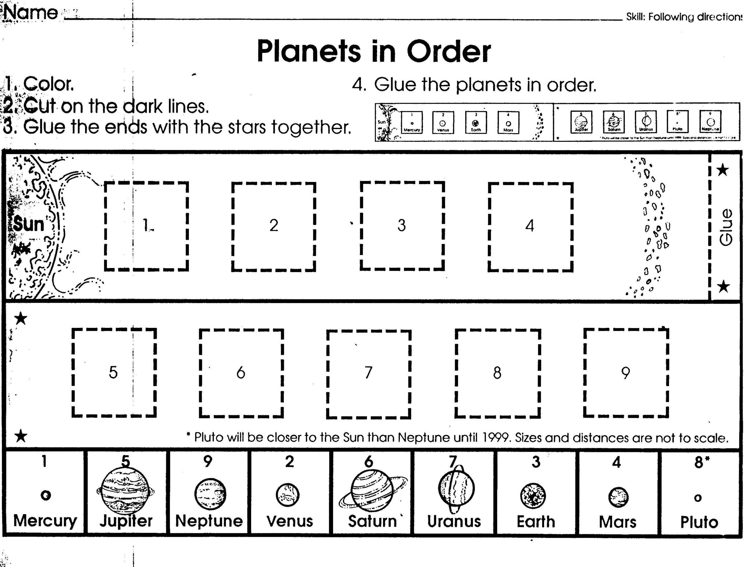 Free Printable Grade 8 Science Worksheets 1 Letter