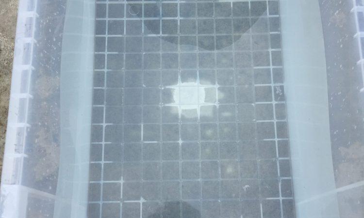 A image of 災害用浄水装置を試作