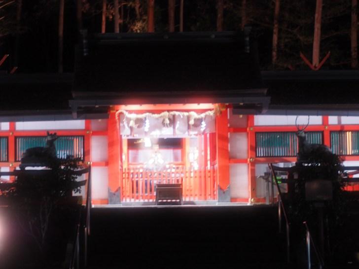 大原野神社 本殿