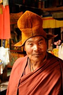 ランドゥム・ゴンパの僧侶
