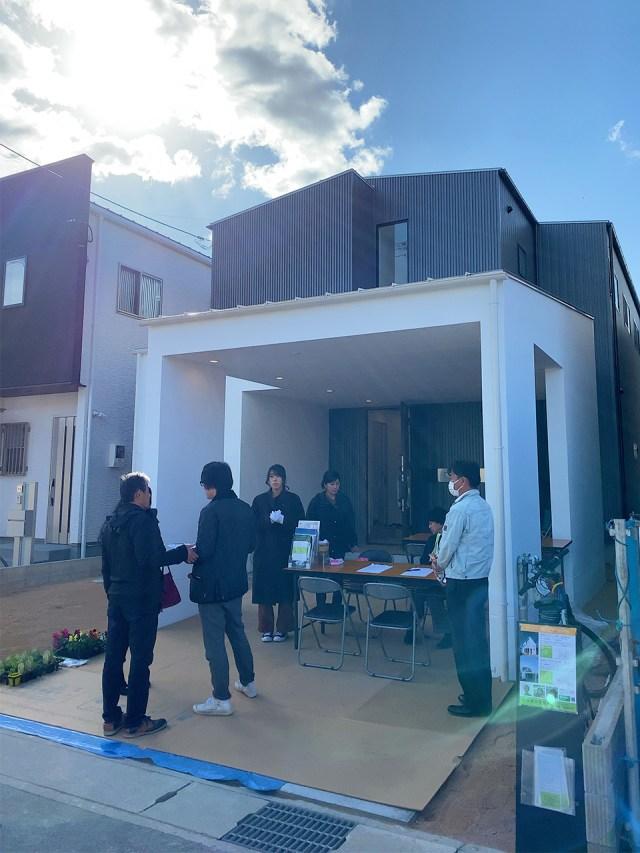 オープンハウス:「階段廻りから光を取り入れた家」2