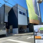 オープンハウス:「高台に建つ開放的な家」1